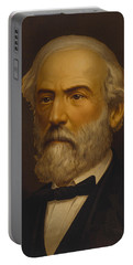 Robert E. Lee Painting Portable Battery Charger