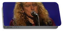 Robert Plant 001 Portable Battery Charger