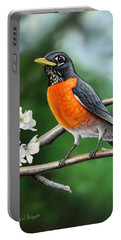 Robin Portable Battery Charger