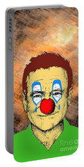 Robin Williams 1 Portable Battery Charger
