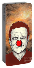 Robin Williams 2 Portable Battery Charger