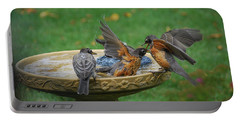 Robins Bathing Portable Battery Charger