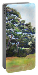 Robyn's Trees 2 Portable Battery Charger by Barbara O'Toole