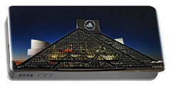 Rock And Roll Hall Of Fame - Cleveland Ohio - 5 Portable Battery Charger