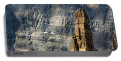 Rock Climber Portable Battery Charger
