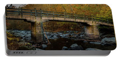 Rock Creek Park Bridge Portable Battery Charger