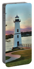 Rock Island Sunset Portable Battery Charger