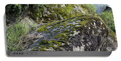 Rock Moss Portable Battery Charger