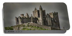 Rock Of Cashel Portable Battery Charger