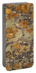 Rock Pattern Portable Battery Charger