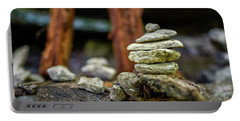 Rock Stack Portable Battery Charger