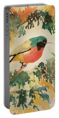 Rockefeller's Sunbird Portable Battery Charger by Maria Urso