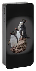 Rockhopper Penguins Portable Battery Charger