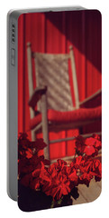 Portable Battery Charger featuring the photograph Rockin' Red by Jessica Brawley