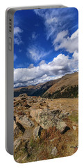 Rocky Mountain National Park Colorado Portable Battery Charger