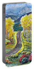 Rocky Mountain Road Portable Battery Charger