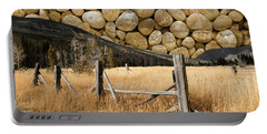 Portable Battery Charger featuring the photograph Rocky Mountain Sky by John Stephens