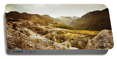 Rocky Valley Mountains Portable Battery Charger