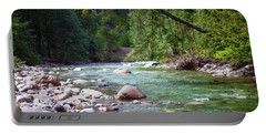 Rocky Waters In The North Cascades Landscape Photography By Omas Portable Battery Charger