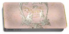 Rococo Versailles Palace 1 Baroque Plaster Vintage Portable Battery Charger