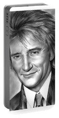 Rod Stewart Portable Battery Charger