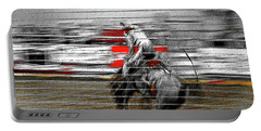 Rodeo Abstract V Portable Battery Charger