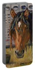 Rodeo Horse Portable Battery Charger