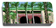 Roger Dean Stadium Portable Battery Charger