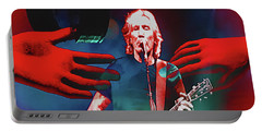 Roger Waters Tour 2017 - Wish You Were Here II Portable Battery Charger