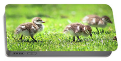Rogue Duckling, Yanchep National Park Portable Battery Charger