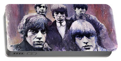 Rolling Stones  Portable Battery Charger
