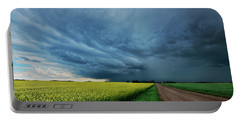 Rolling Storm Portable Battery Charger