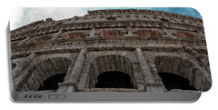 Roman Colosseum Portable Battery Charger