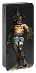 Roman Gladiator - 02 Portable Battery Charger