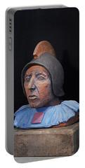 Roman Warrior Roemer - Roemer Nettersheim Eifel - Military Of Ancient Rome - Bust - Romeinen Portable Battery Charger