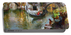 Romance In Venice 2 Portable Battery Charger