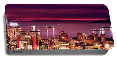 Romantic English Bay Portable Battery Charger