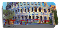 Rome Colosseum Portable Battery Charger