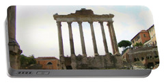 Rome The Eternal City Portable Battery Charger