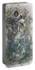 Romeo And Juliet. Monotype Portable Battery Charger