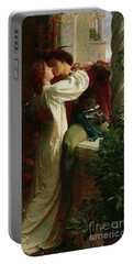 Romeo And Juliet Portable Battery Charger