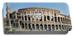 Rome's Colosseum Portable Battery Charger