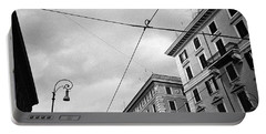 Rome's Downtown Cable Sky Portable Battery Charger
