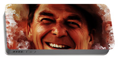 Ronald Reagan  Portable Battery Charger