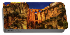 Ronda By Night Portable Battery Charger