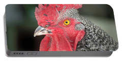 Rooster Named Brute Portable Battery Charger