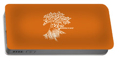 Roots In Tennessee Portable Battery Charger by Heather Applegate