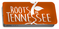 Roots In Tennessee Seedlin Portable Battery Charger