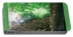 Roots On The River Portable Battery Charger