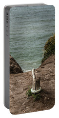 Rope Ladder To The Sea Portable Battery Charger